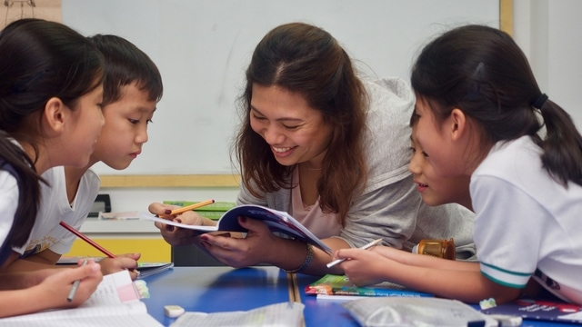 I Can Read Academy PSLE English Tuition