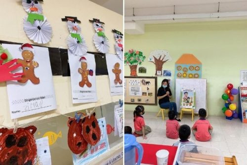 LEAP Kids Preschool Woodlands Clara Song