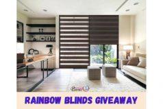 TNAP x mc2 Rainbow Blinds Giveaway