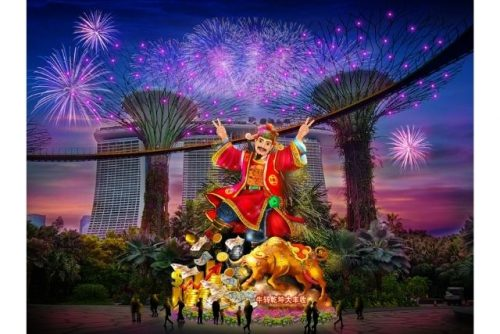 river hongbao 2021 god of fortune