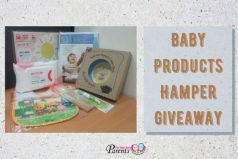 TNAP Baby Product Hamper Giveaway