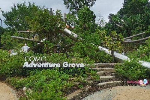 Como Adventure Grove Gallop Extension