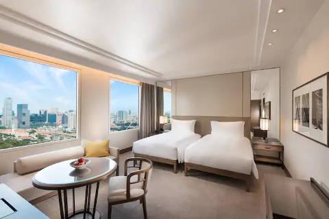 Conrad Centennial Singapore Hotel Rooms