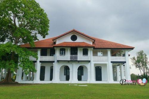 Gallop Extension @ Singapore Botanic Gardens Gallop House No. 7