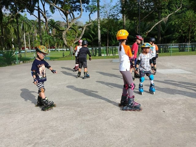 Inline Skating Classes for Kids Singapore