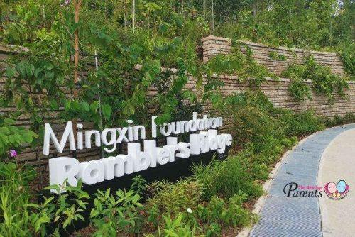 Mingxi Foundation Ramblers Ridge Gallop Extension