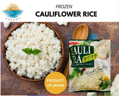 Shopee Wet Market Frozen Cauliflower Rice