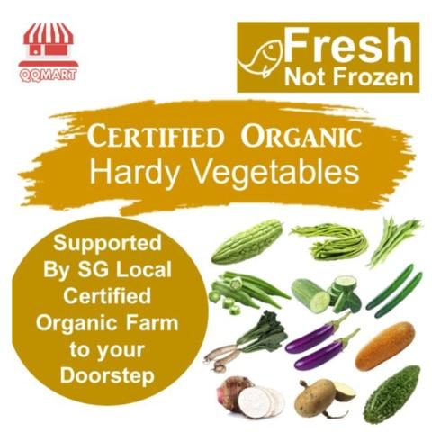 Shopee Wet Market Organic Vegetables
