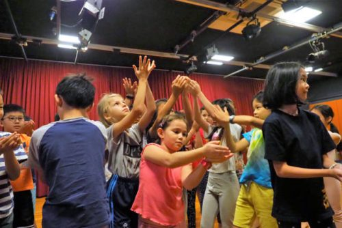 Chinese enrichment Singapore Hokkien Huay Kuan Arts & Cultural Troupe