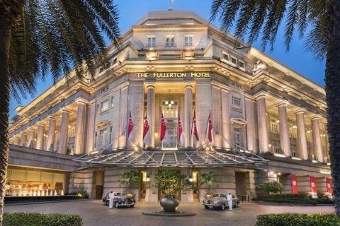 Fullerton Hotel Singapore Staycation KKDay