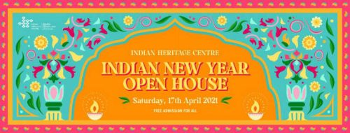 Indian New Year with the Indian Heritage Centre