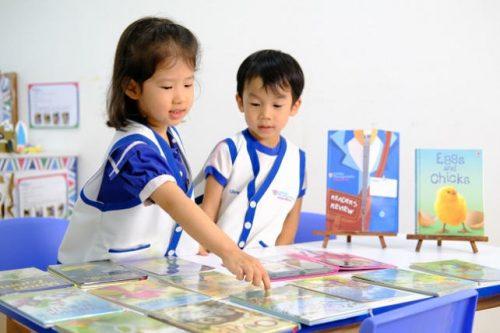 Little Footprints Preschool Singapore