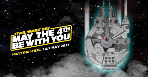 STAR WARS Day at ArtScience Museum