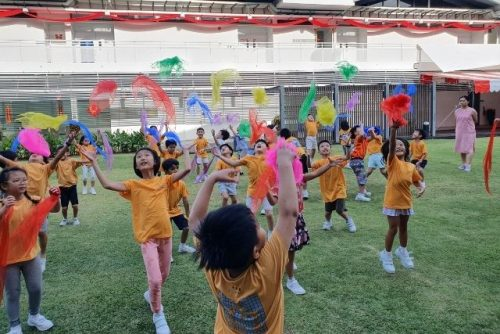 SchoolAfterSchool SAS After School Student Care Singapore