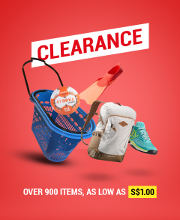 Decathlon May Clearance