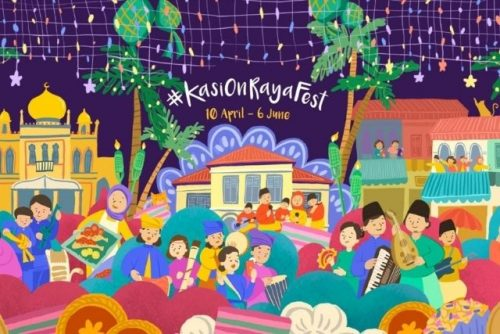 KasiOnRayaFest Hari Raya Puasa Malay Heritage Centre