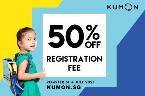 Kumon Mid Year Promotion