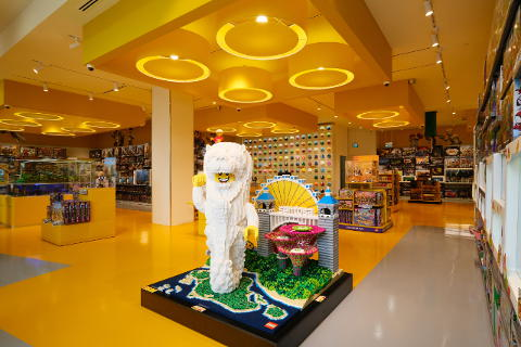 LEGO Certified Store LCS at Resorts World Sentosa RWS