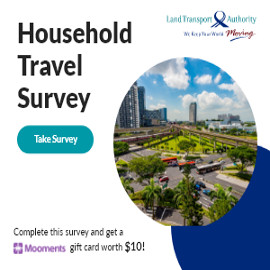 LTA Travel Survey