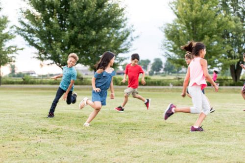 Sports and Exercises for children
