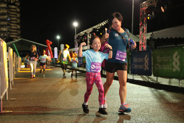 Standard Chartered Singapore Marathon (SCSM) Kids Race