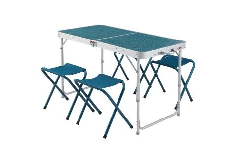 camping essentials folding camping table