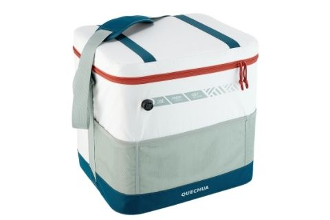 camping essentials ice box for camping