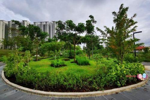 Bukit Gombak Park Green Space
