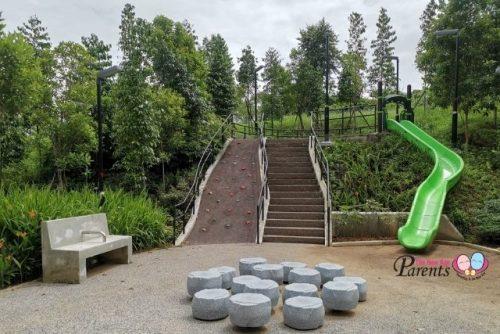 Bukit Gombak Park Playground