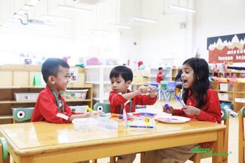 Ilham muslim childcare