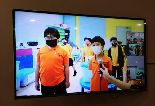 SchoolAfterSchool Student Care in Chinese