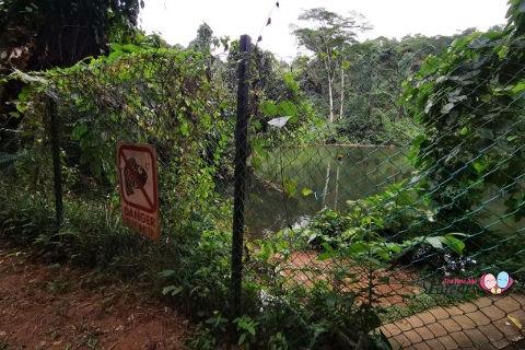 Seng Chew Quarry Hidden lake