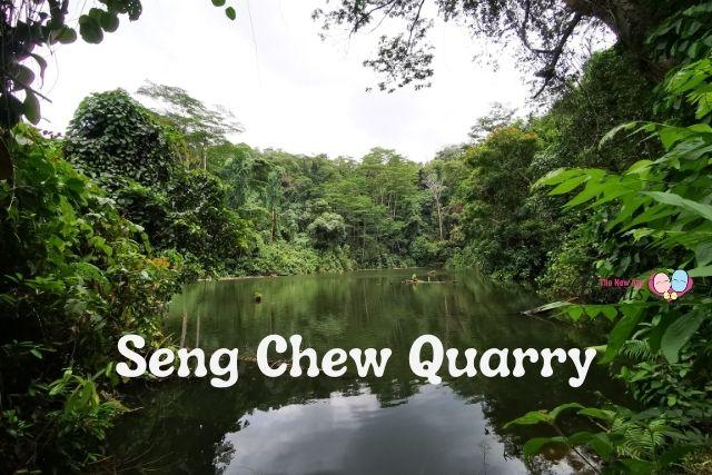 Seng Chew Quarry Singapore