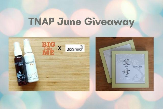 TNAP June Giveaway