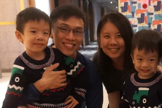 A Day in the Life of a Working Mum With HBL