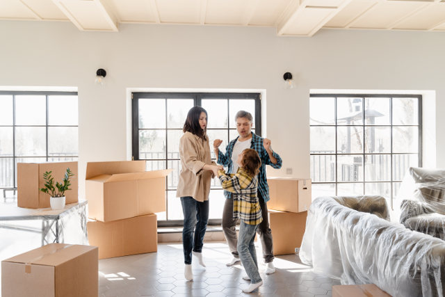 10 Preparations to Make When Moving Home With Kids