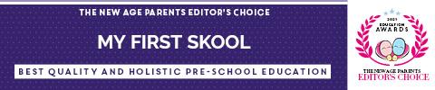 My First Skool TNAP Editors Awards