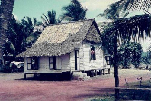 Seaside kampong house Sembwang Heritage Trail