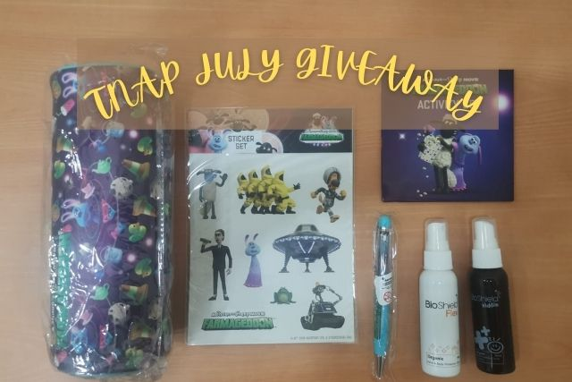 TNAP July Giveaway