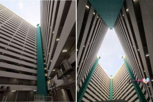 Taman Jurong Diamond Blocks