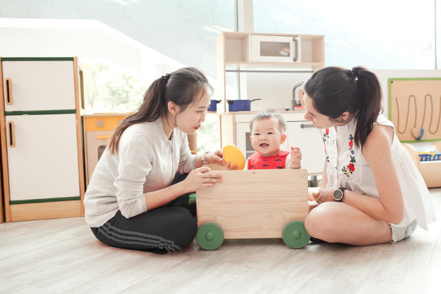 Chengzhu Mandarin classes for children