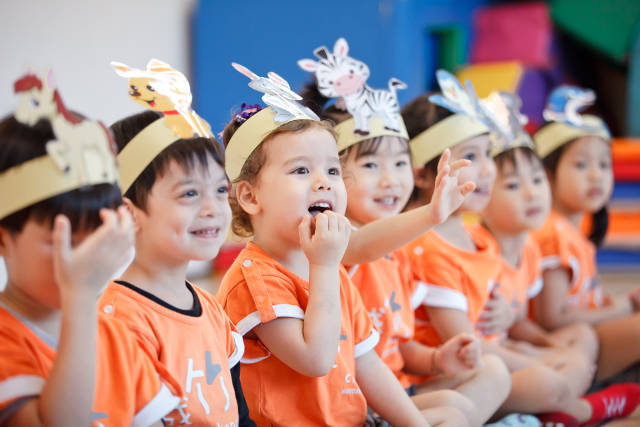 Immerse Your Child in the Joy of Chinese Culture