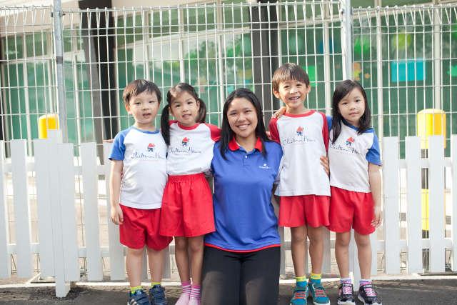 Chiltern House Preschool Singapore
