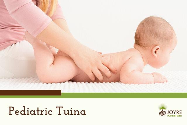 Joyre TCM Paediatric Tuina