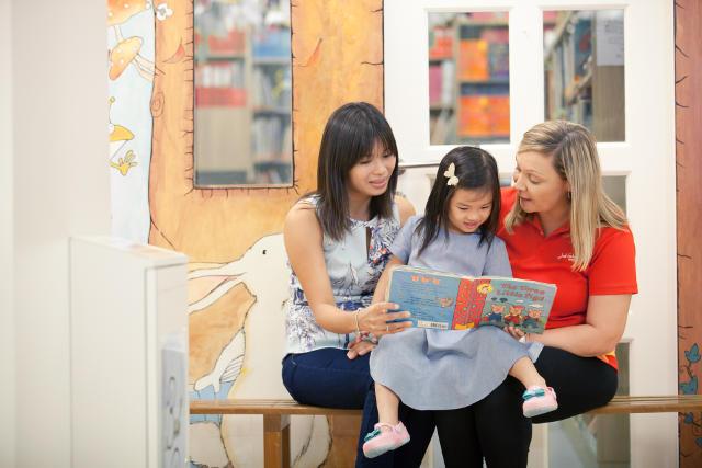 Julia Gabriel Centre English Enrichment Singapore
