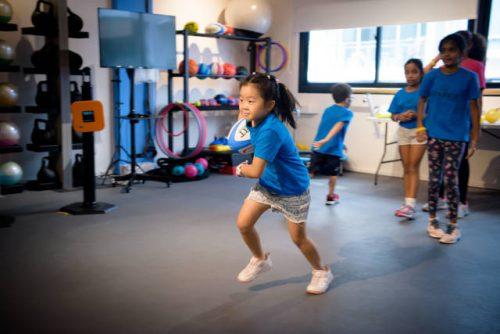 Keep Children Physically Active