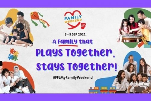 My Family Weekend Families For Life 2021