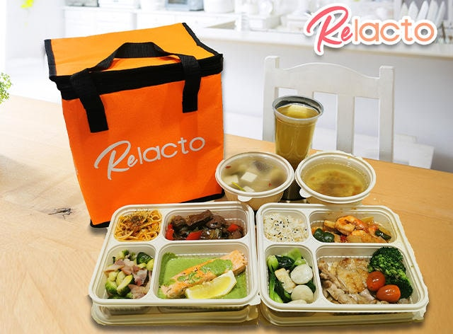 ReLacto Lactation Meal Delivery