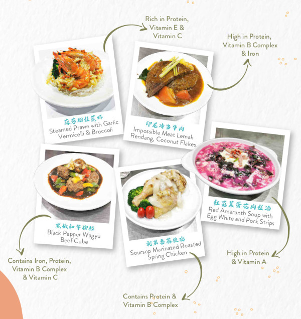 ReLacto healthy food daily meals for lactation