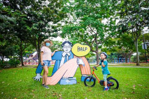 Read! Fest 2021 literary trails